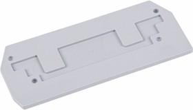81-5433, P9/6/G 282-328 282-325 Торцевая пластина для FJ1 серая