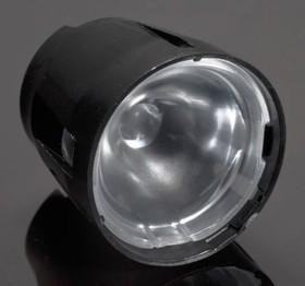 CP13682_RGBX2-S, Round Optical Lens Clear PMMA Glue Box