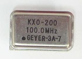 Фото 1/4 KXO-200 9.8304 MHz DIL14, (KXO-200-9.8304_/90116)