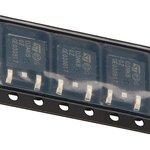 Фото 6/6 STD3NK80ZT4, Транзистор, N-канал, 800В, 2,5A [D-PAK]
