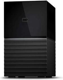 Фото 1/3 WDBFBE0060JBK-EESN, Накопитель на жестком магнитном диске WD Внешний жесткий диск WD My Book Duo WDBFBE0060JBK-EESN 6ТБ