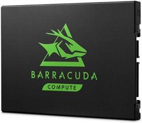 """Фото 1/3 ZA1000CM10003, Накопитель твердотельный Seagate Barracuda 120 SSD ZA1000CM10003 1TB 2,5"""" SATA-III (TLC)"""