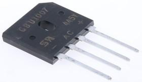 GBU802 D2, Bridge Rectifier 8A 100V