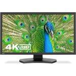 Фото 5/9 PA311D-BK, Монитор жидкокристаллический NEC Монитор LCD 31'' [17:9] 4096x2160(DCI 4K) IPS, nonGLARE, 350cd/m2,