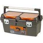 Ящик инструментальный пластиковый 500x295x270мм 4750PTB50