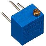 Фото 5/7 3266P-1-502LF, 5 кОм, Резистор подстроечный
