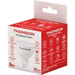 Фото 2/3 TH-B2046, Лампа светодиодная Hiper THOMSON LED MR16 6W 500Lm GU5.3 4000K TH-B2046