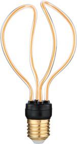TH-B2385, Лампа светодиодная Hiper THOMSON LED DECO 8W 600Lm E27 2700K GOLD