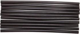 Фото 1/3 Клеевой стержень, d=11.2, L=270 мм чёрный,