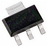 Фото 7/7 IRFL110TRPBF ( IRFL110PBF), Транзистор, N-канал 100В 1.5А [SOT-223]