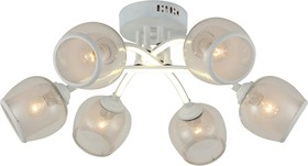 H807-6, Светильник Hiper Люстра HIPER H807-6 6E1440Вт WHITE