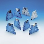 Фото 2/2 Интерфейсные модули реле Электромеханические реле Винтовые клеммы Контакты AgNi 2 группы конт. 8A 24V DC