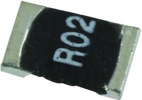 WSLP0805R0200FEA, METAL STRIP RESISTOR, 0.02 OHM, 500mW, 805, 1%