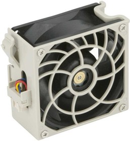 Фото 1/3 FAN-0158L4, Вентилятор SuperMicro 80x80x38 mm, 10.5K RPM, Optional Middle Cooling Fan for X10 2U Ultra and HFT S