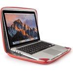"Фото 5/5 CASMS1511, Сумка Cozistyle ARIA Smart Sleeve MacBook 16"" Pro - Flame Red"