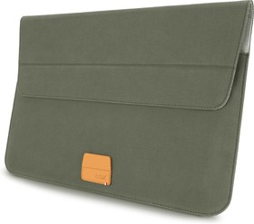 """Фото 1/5 CPSS13023, Сумка Cozistyle Cozistyle Canvas Stand Sleeve for MacBook Air 13"""" - Ivy Green"""