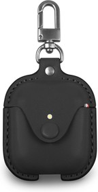 CLCPO010, Сумка Cozistyle Leather Case for AirPods - Black