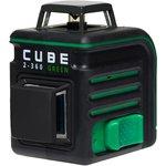 Фото 8/9 Лазерный уровень CUBE 2-360 Green Ultimate Edition А00471
