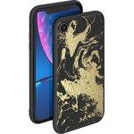 86511, Чехол Deppa Glass Case для Apple XR, золотой