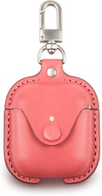 CLCPO009, Сумка Cozistyle Leather Case for AirPods - Hot Pink