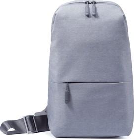 X15939, Рюкзак Xiaomi Mi City Sling Bag Light Grey