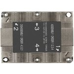 Фото 3/3 SNK-P0067PSM, Радиатор Supermicro 1U Passive CPU HS with Mid. Air Ch. for X11