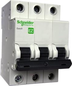 Выключатель авт. мод. 3п C 32А 4.5кА EASY 9 SchE EZ9F34332