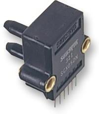 SCX15DN, Датчик Давления, откалиброванный, -40 до 85°C, 15 фунт-сила/кв. дюйм, Аналоговый, Дифференциальный