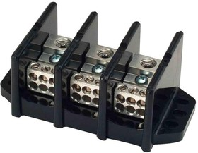 1402401, TERMINAL BLOCK, BARRIER, 2 POSITION, 14-4AWG