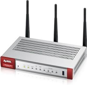 Фото 1/5 Межсетевой экран Zyxel USG20W-VPN (USG20W-VPN-RU0101F) AC1750 10/100/1000BASE-TX/SFP серебристый