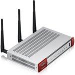 Фото 5/5 Межсетевой экран Zyxel USG20W-VPN (USG20W-VPN-RU0101F) AC1750 10/100/1000BASE-TX/SFP серебристый