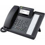 Телефон SIP Unify OpenScape CP400 черный (L30250-F600-C427)