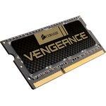 Модуль памяти CORSAIR Vengeance CMSX4GX3M1A1600C9 DDR3 - 4Гб 1600, SO-DIMM, Ret