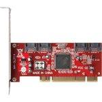 Контроллер PCI SIL3114 4xSATA [asia pci 3114 4p sata]