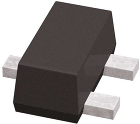 Фото 1/2 FDY100PZ, P-Channel MOSFET, 350 mA, 20 V, 3-Pin SOT-523