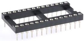 AR 28 HZL-TT, 28w IC socket machined co