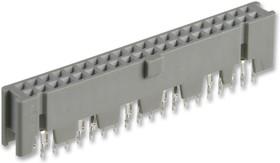 Фото 1/2 8540-4500PL, Conn Socket Strip SKT 40 POS 2.54mm Solder ST Top Entry Thru-Hole