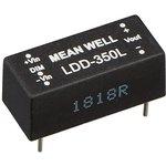 Фото 3/3 LDD-350L, DC/DC LED, блок питания для светодиодного освещения