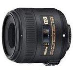Объектив Nikon AF-S DX (JAA638DA) 40мм f/2.8 Macro