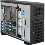 Корпус SuperMicro CSE-745TQ-R800B Big-Tower 2x800W черный