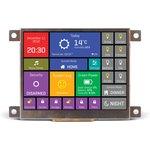 """MIKROE-2275, mikromedia HMI 3.5"""", Встраиваемая HMI панель ..."""
