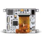 "Фото 2/3 MIKROE-2276, mikromedia HMI 3.5"" Res, Встраиваемая HMI панель 320 x 240 px на базе МК FT900Q, резистивная сенсорная панель"