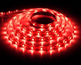FS-LED 5050SMD-300LED-24V- 14.4W-IP67-5m.Red, (LED-FS 5050SMD-300LED-24V- 14,4W-IP67-5m,Red)