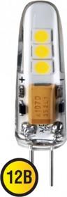 Фото 1/2 NLL-S-G4-2.5-12-3K (71265), Лампа светодиодная 2.5Вт, 12B, капсула