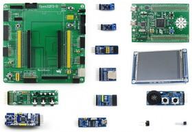 Фото 1/7 Open32F3-D Package B, Отладочный набор (STM32F3DISCOVERY + модули расширения)