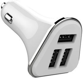 Автомобильное зарядное устройство Pro Legend, 3 USB, 2А (PL9307)