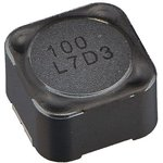 Фото 2/2 CDRH127/LDNP-100MC, Inductor Power Shielded Drum Core 10uH 20% 100KHz Ferrite 7.8A 0.0195Ohm DCR T/R