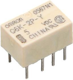 G6K2PY5DC, (G6K-2P-Y DC5)