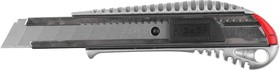 09170, Металлический нож с автостопом ПРО-18А, сегмент. лезвия 18 мм, ЗУБР Профессионал