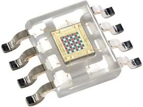TCS3200D-TR, Конвертер COLOR LIGHT- FREQUENCY, программируемый [SOIC-8]